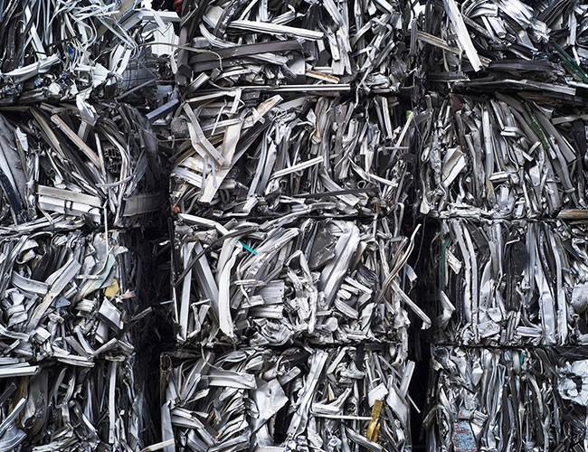 Отходы алюминиевых сплавов и алюминия