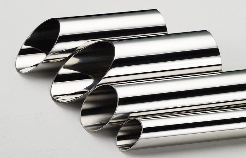 Трубки из нержавеющей стали